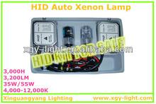 2013 new hid lamp 35w/55w H1 H3 H4 H7 H11 9005 9004 9006 hid xenon kit hid lighting promotion! hot sale!