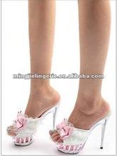 LF4854 2012 newest high heels sandal