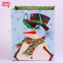 Customized Christmas Paper bags,Packing Bags,handbag
