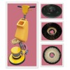 Multifunction floor cleaning machine