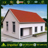 lingshan excellent modular small prefab homes for sale with SGS certification