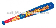 PVC inflatable sticks as party items inflatable baseball bat