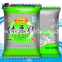 BOPP laminated plastic film for dry food packaging bag