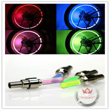 Wholesale Led Colorful Motion Car/Bicycle/Motorcycle/Mountain Bicycle Tyre Light Motorcycle Spoke Wheel Lights