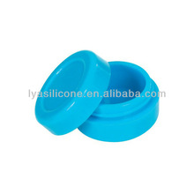R&D BPA free silicone jars from manufacture