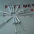 Alumínio/aço rebite cego de fábrica