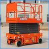 12M hydraulic scissor lift platform,self-propelled scissor aerial lift,move aerial working platform/scissor lift