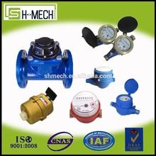 Bulk flowmeter low cost plastic water flow meter types
