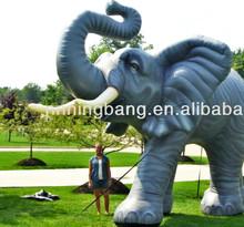 NB-CT3076 Ningbang high quality giant inflatable elephant cartoon characters for sale