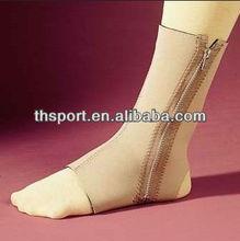 TH-188 Long sbr neoprene leg ankle brace