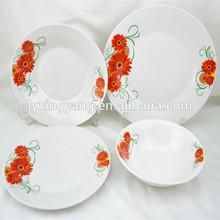 mexican dinnerware, copper dinnerware set,floral dinnerware sets