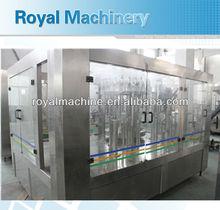 High capacity soda can filling machine