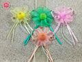 Hecho a mano de flores de raso para la decoración 1-325