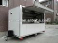 Chiosco fast food/fast food chiosco bar/carrello hot dog/mobile food casa ys-fv350