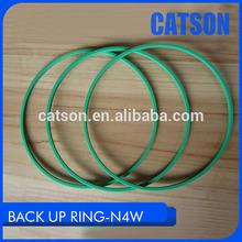 Green Back Up Ring Hydraulic Nylon Plastic Seal