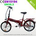 "Shuangye 2013 mini 20"" bicicletaelétrica dealer"