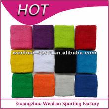 Cheap & Blank 100% cotton sweatband