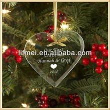 Custom 2013 Hot Sale Green Laser Cut Wholesale Christmas Decorations
