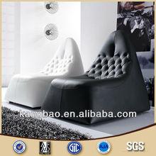 Top Design Heated Leisure Leather Sofa