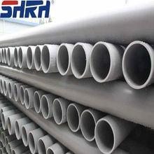 Plastic UPVC double wall pipe for drain/rainwater/sewage