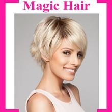 Wholesale virgin brazilian full lace human hair wigs