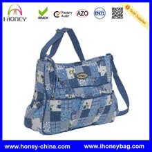 Young Fashion City Carryall Messenger hobo baby diaper bag