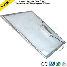 12.3mm thickness CE RoHS IEC TUV AC85-265V 3rd generation 300w panel led grow ligh
