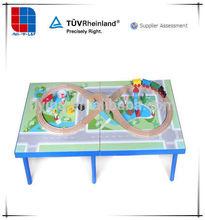 New Design Wooden Roller Coaster Tracks,Track table