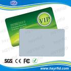 HSY Manufacturer Contactless Ik 13.56mhz original chip s50 smart card