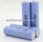 Factory price 18650 ICR18650-30B li ion battery icr18650 3000mah lithium battery