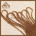 Nouveaux produits collier Chain Brass Ball grossistes