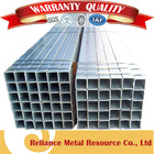 ERW STEEL SQUARE TUBE SIZES 2MM WALL THICKNESS TUBE GALS