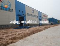 prefabricated ligut steel structure working storage warehouse
