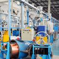 cable de la máquina para la industria automotriz de alambre de línea de extrusión de pvc