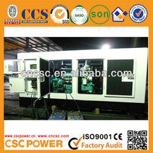 CSC POWER ! diesel electric power generator
