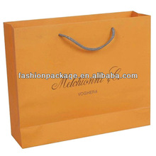 Hot sale high cost effecitve customized printing paper shopping packaging bag