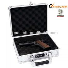 MLD-GC140 Newest customed aluminum pistol case guns storage box