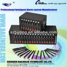 1/8/16/32/64 ports USB modem pool/GSM sms modem /gsm modem pool multi-socket gsm gprs 8 ports modem pool