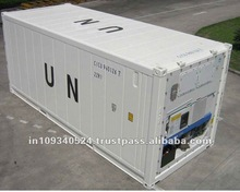 20 ft used reefer containers