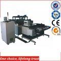 Tj-97cheap rolo a rolo máquina de estampagem hot stamping máquina de impressão da folha