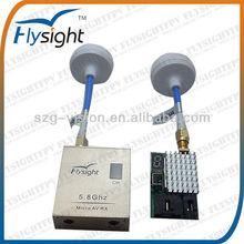 5.8ghz 200mw 32ch wireless AV transmitter receiver for radio controlled model ships