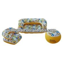 moda tasarlanmış şişme kesit kanepe