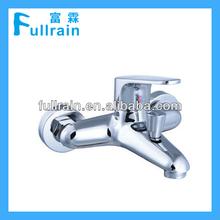 Wall Mounted Bath Vessel Sink Shower Mixer Faucet / Bath Tap Mixer