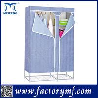 Meifeng Sliding Folding Doors Plastic Portable Wardrobe Closets