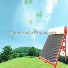 2013 new designed energy saving solar water heater/borosilicate 3.3 glass tube solar collector