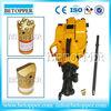 blast hole portable rock gasoline hammer drill YN27