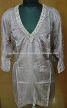 Silk Ladies Dresses