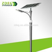 30W CREE LED IP66 MPPT solar controller GEL battery solar led garden light