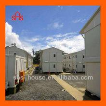 Movable modular housing