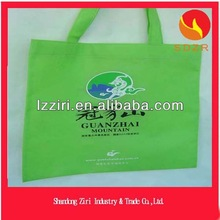 eco-friendly shopping/advertise nonwoven handbag